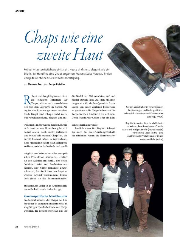 Emmeleder GmbH - Zeitungsberichte